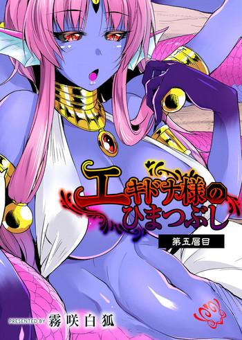 echidna sama no himatsubushi dai go soume cover