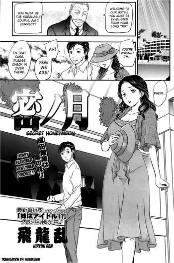 mitsu no tsuki secret honeymoon cover