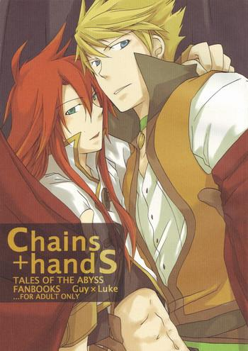 chains hands cover