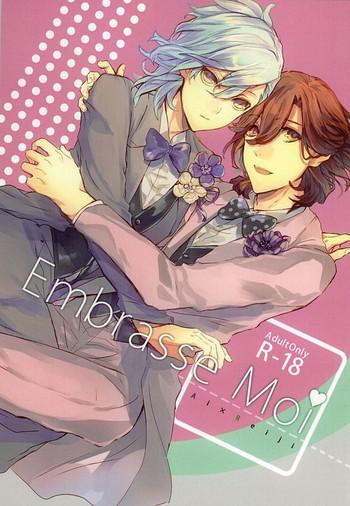 embrasse moi cover