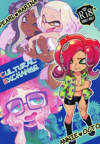 ibunka kouryuu cultural exchange cover