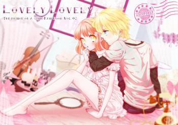 lovely lovely cover