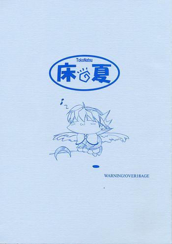 tokonatsu cover